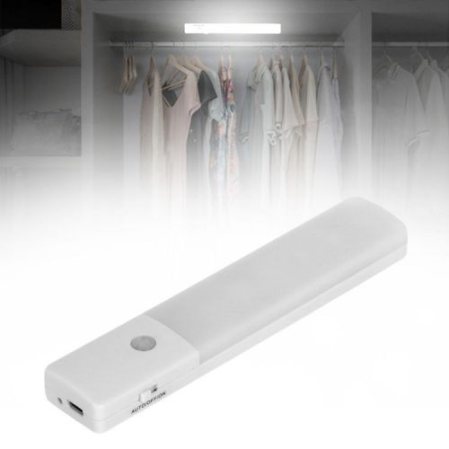 LED Lys Bar med sensor og oppladbard batteri