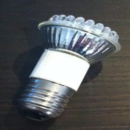 E27 38 LED spot pære