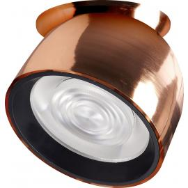 Unilamp Balled Downlight 13W 2700K Kobber