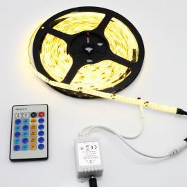 LED Strip 5050 14W/M IP65 pakke løsning 5M