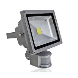 50W LED Flomlys lampe med Bevegelsesensor