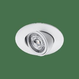 SG Jupiter Tek DimToWarm Matt hvit 6W LED 2000-2800K