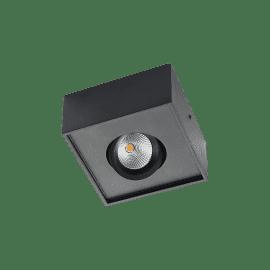 SG Gyro Cube DimToWarm Sort 6W LED 2000-2800K