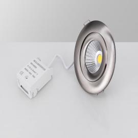 Downlight MD-360 6W LED Satin, AC LED