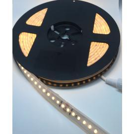 230V Dimbar 5 meter 120 led pr meter, dimbar med vanlig dimmer