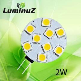 G4 Dimbar 1,8W LED passer til 10-30V DC SMD5050 LED pære