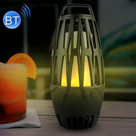 LED fakkel med Bluetooth høytaler