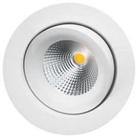 SG JUNISTAR GYRO DALI MATT-HVIT 8W LED 2700K