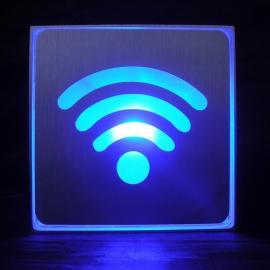 WIFI LED skilt