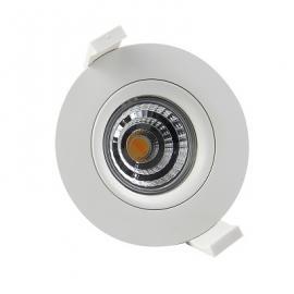 LuminuZ Smart 9W gyro 360 DimToWarm Lavtbyggende 36mm