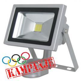 ONNLINE LYSKASTER M/SENSOR OPAL 20W LED 1500LM