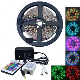 RGB LED stripe pakkeløsning, SUPERPRIS
