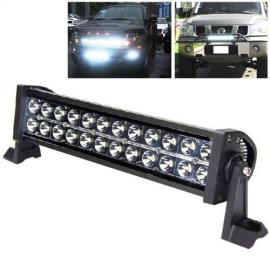 72W LED bar DC 10-30V IP67 SUV flomlys