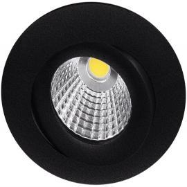 Downlight MD-360 6W LED sort, AC LED