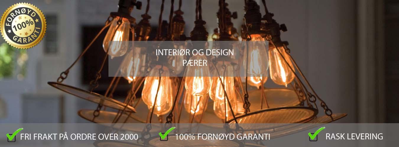 Design pærer