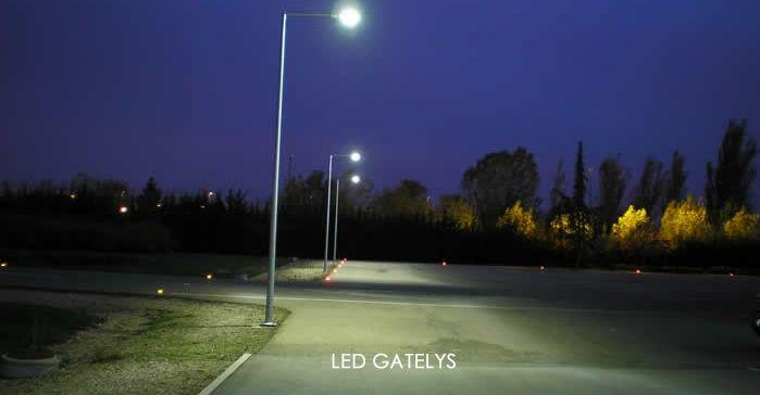 LED Gatelys