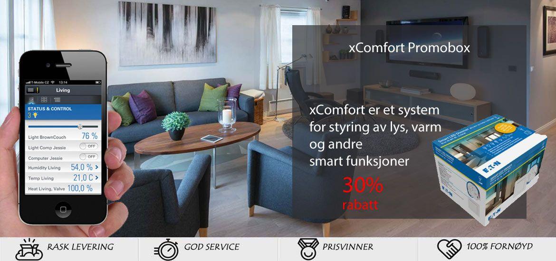 xComfort promo