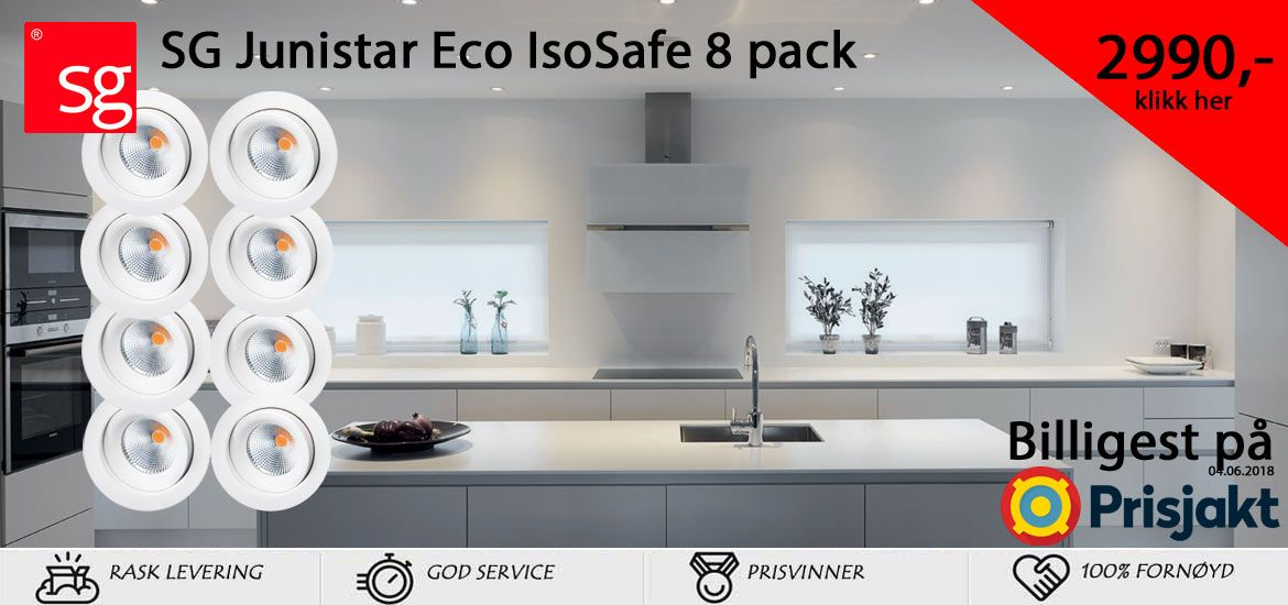 SG eco 8 pack